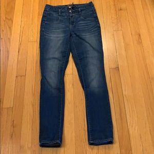 Refuge blue denim jeans